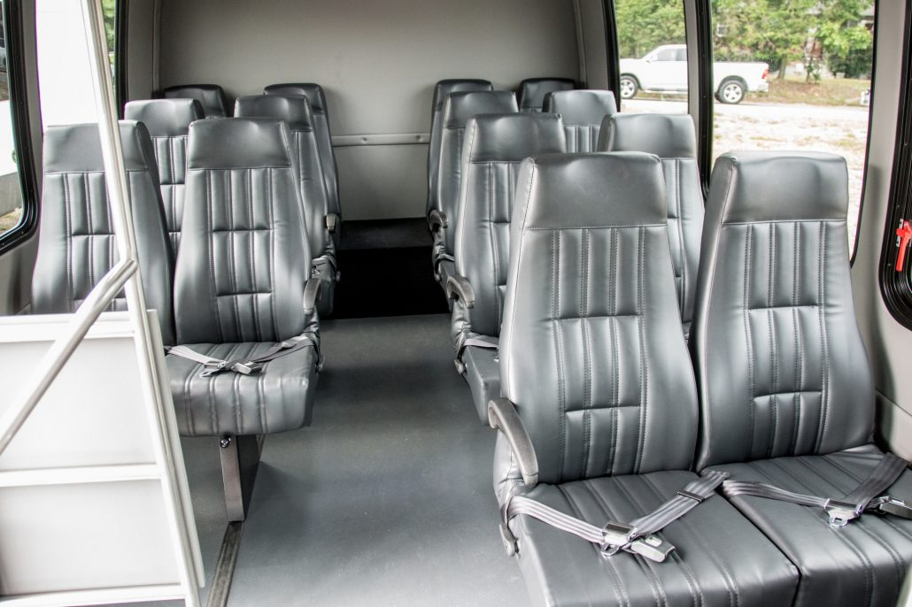 MBT Worldwide a Boston MA based bus & ground transportation - 14 passenger busses.