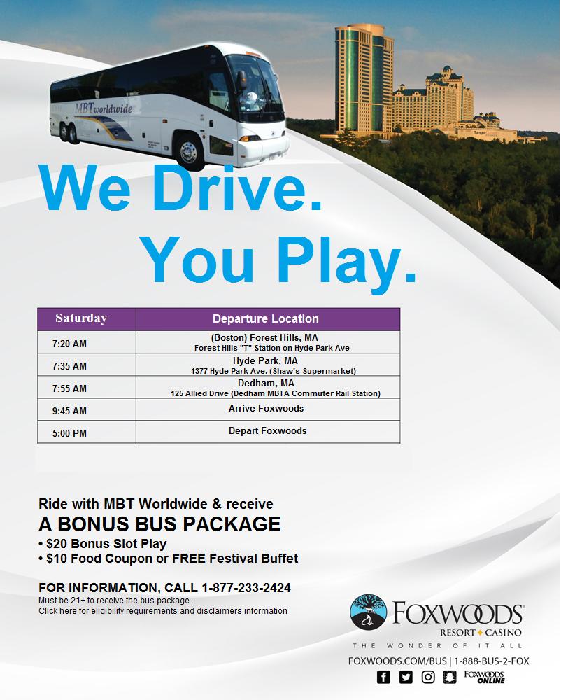 MBT Worldwide - Massachusetts Bus Transit Worldwide, Boston