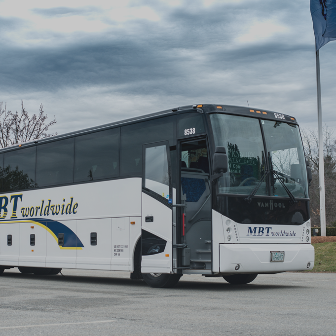 MBT Worldwide a Boston MA based bus & ground transportation company - vehicles
